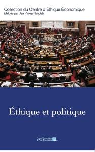 éthique et politique couverture